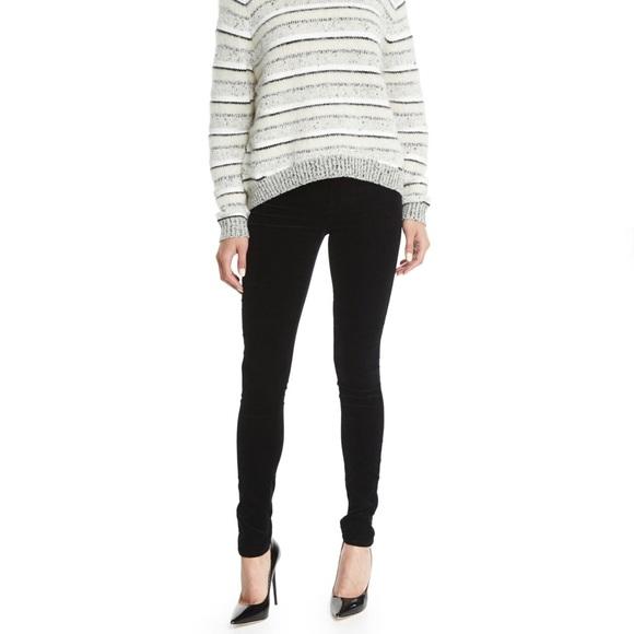 f29edfd6313cc J Brand Denim - J Brand 815 Mid-Rise Super-Skinny Velvet Jeans